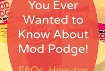 modpodge ... more inspiration
