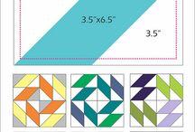 Half square triangle uses