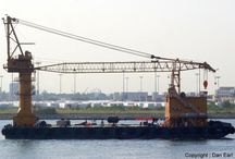 GB Marine - Barges / Various barge vessels designed by GB Marine