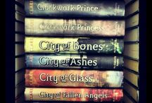 Downworlder / Mortal Instruments and Infernal Devices / by Jenni Monsterrr