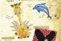 Balloon Decor DVD's / Learn how to create fabulous balloon decor with Sue Bowler's Balloon Decor 1 and Balloon Decor 2!