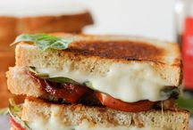 Sandwiches and Quesadillas / All things sandwich and quesadillas! / by Elaine Griffin
