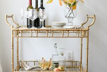 Bar Carts / by Suzanne Golden