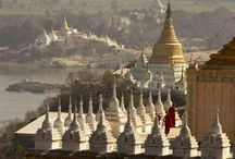 Buddhist Monasteries and Temples / by Senge