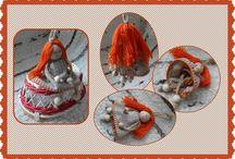 Gift idea / Tündérzug blogom egyedi ajándéktárgyai. Gift ideas of my blog called Fairy's Corner.