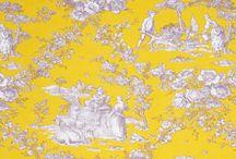 Fabric / tissus / by Anne Loiseau