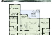 future house plans / by Mary Moquin