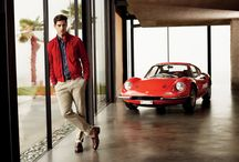 A stylish story: the new S/S 2015 Collection / Available on www.store.ferrari.com / by Ferrari Store