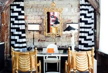 Eclectic / Eclectic interiors that make me feel so very good.