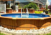pool / by Lindsey Williams Jones