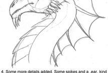 dragon tutorials