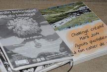 Challenge créatif 03/2014 - Journal d'art / Challenge du mois de Mars 2014 pour ajouter de la créativité dans ta vie : chaque jour, passe quelques minutes à compléter ton journal d'art. Créé ainsi un cahier de vie rempli de merveilleurs souvenirs qu'il sera très doux de consulter dans quelques années. Toutes les infos : http://clementinelamandarine.com/challenges-creatif-pour-plus-de-bonheur/challenge-creatif-mars-2014-journal-dart/ / by Clémentine la Mandarine