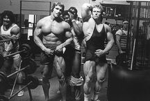 Oldschool Bodybuilding