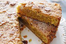 Gâteau amande