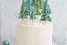 Yılbaşı pasta