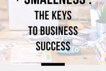 Small Business Weisheiten / Zitate, Sprüche und Weisheiten, die dich motivieren und dein Small Business beflügeln.