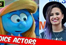 Smurfs The Lost Village Voice Actors