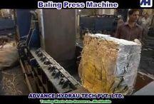 Scrap Processing Machines / by Advance Hydrautech