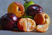 овощи-фрукты,натюрморт