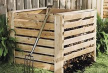 compost bins diy / Diy compost bins for the backyard garden
