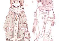 cutesy anime♪