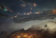 Battle Ships / by Susy Egneus - Writer