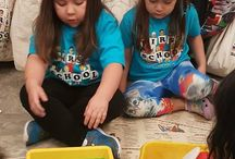 A Boat Load of Fun in Miss Mirian's class at CC First School / A Boat Load of Fun in Miss Mirian's class at Cathedral city First School