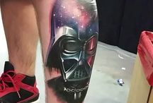Tattoos Star Wars