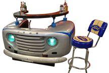 Automotive Furniture / Automotive Furniture