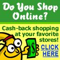 Earn cashback bonus / Earn additional cash back when shopping online.