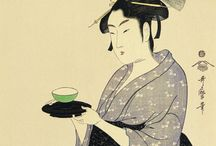 Utamaro 浮世絵