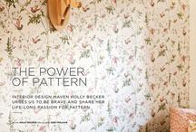 Pattern Power