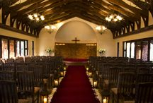 Weddings - Church / Wedding ceremonies that have taken place at our onsite church