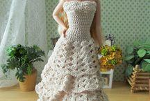 Doll crochet patterns
