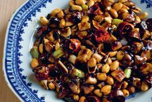 Vegetarian Weekday Dinners / To celebrate National Vegetarian Week, we've created a collection of our favourite weeknight dinners; nutritious, fast to the table, and 100% meat free.