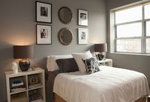 master bedroom and bath / by Anna Wells