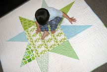 Quilts for baby/barn