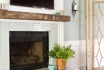 Home Decor- Fireplace