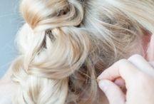 Hair/makeup stuffs / by Christine Markiewicz