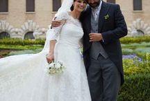 Le nozze di Lorena Bianchetti / Lorena Bianchetti sceglie ANTONIO RIVA per le sue nozze.