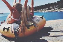 Dream vacation w// friends