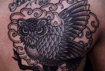 Junhyung tatoo