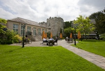 Hazlewood Castle Weddings / 4* luxury Castle wedding venues near Leeds & York