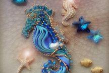 unique beadwork jewelry
