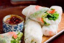 Finger Food / Vietnamese Rolls