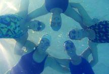 Training! / #training #love #friends #sincro #allenamentidivertenti #roadtolondon #pool #allenamentidiversi #amici #sincronizzato #nuotosincronizzato #nuotosincro #sinchro #friends #pool #laugh
