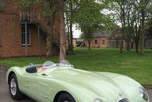 Jaguar / Industry Leader in Vintage and Exotic Motorcar Leasing