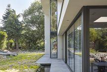 Gewogen moderne villa