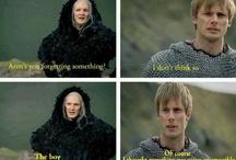 Shut Up Merlin