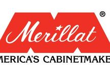 From the Vault / From a humble workshop in Adrian, Michigan in the fall of 1946, Orville and Ruth Merillat built the foundation of the nation's number one builder preferred brand of cabinetry, Merillat.   http://www.merillat.com/company/about.html